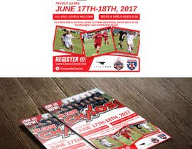 #14 for URGENT Design an Flyer for Soccer Tryouts / Sign ups -- 3 by Vdesigns99