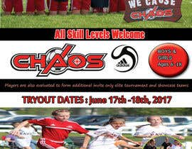 #15 for URGENT Design an Flyer for Soccer Tryouts / Sign ups -- 3 by Thomas521