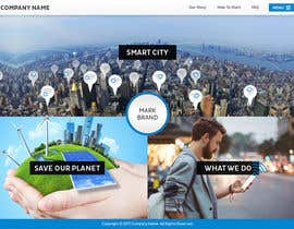 #32 for Start page for web page - find pictures for Smart City by davidnalson