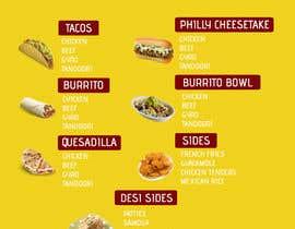 #4 for chinese takeaway menu by rahimakhatun752