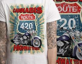 #5 untuk T-shirt design oleh Bugz318