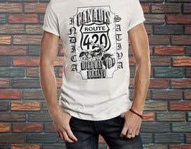 #13 untuk T-shirt design oleh AndrewG81