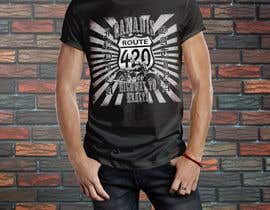 #15 untuk T-shirt design oleh AndrewG81