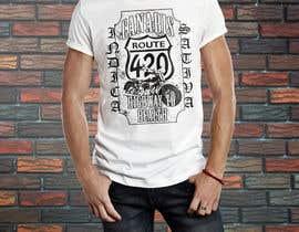#16 untuk T-shirt design oleh AndrewG81
