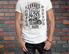 #17 untuk T-shirt design oleh AndrewG81