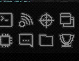 #7 for Design some Icons by Piraruka