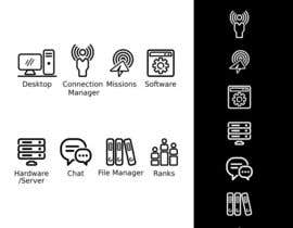 #39 for Design some Icons by azirani77