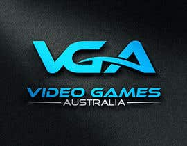 #68 for Logo Design x2, video games and TCG by shamsdsgn