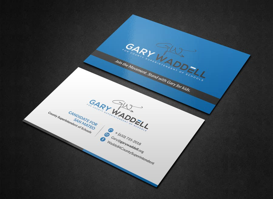 Entry #14 by Creoeuvre for Contemporary Business Card Design for ...