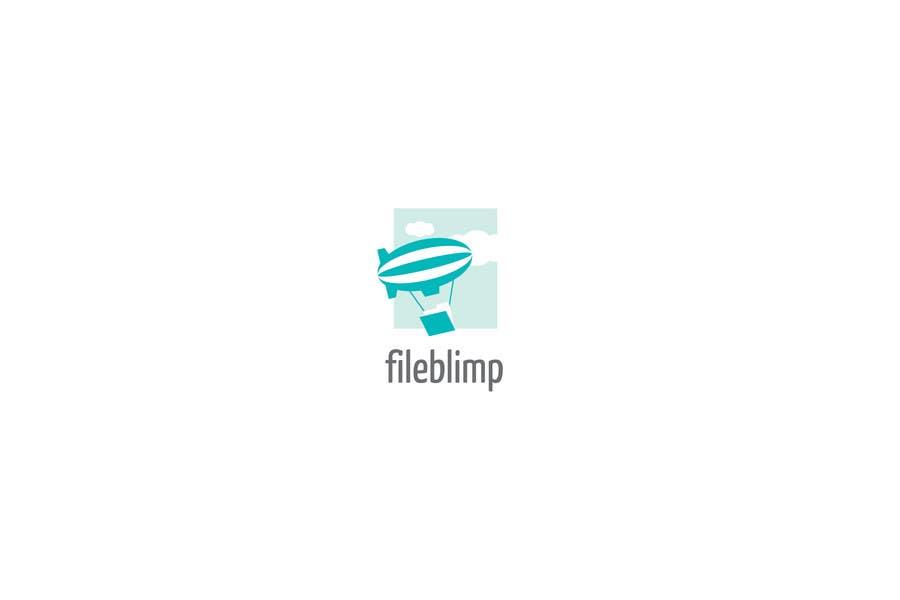 Конкурсная заявка №123 для Logo Design for fileblimp