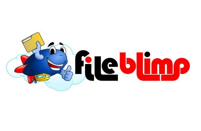 Конкурсная заявка №18 для Logo Design for fileblimp