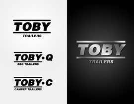 #196 cho Logo Design for Toby Trailers bởi mega619