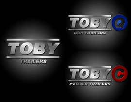 #222 cho Logo Design for Toby Trailers bởi mega619