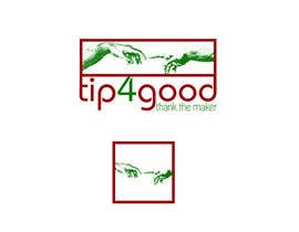 #3 for Design a Logo & App Icon for Social Venture Startup - tip4good by mad588c9b94ec527