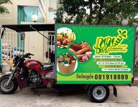 #9 for I need a design for advertisement on delivery vehicle by yadavsushil
