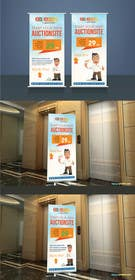 #6 for Create design for roll up banner 100x200 1.006 x 2.066 mm by rakib9008