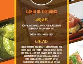 #43 for Diseño de cartel de 100x70 by josetaladel