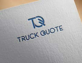 #66 for Truck Quote logo by Junaidy88