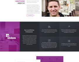 #30 for Design a Website Mockup for Kitchen Business af ByteZappers