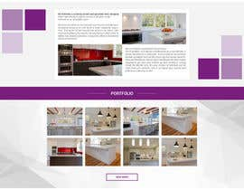 #42 for Design a Website Mockup for Kitchen Business by Oskars89