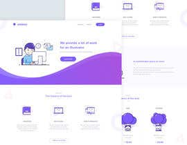 #14 for Ontwerp Homepage (4pagina's) by saepulgranz