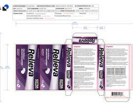 #19 for Label and Carton Design for Over the Counter Drug by agency408