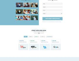 #95 for Design an awesome Website Mockup! by sssalim018152347