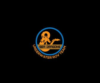 "#37 for Design a Logo for underwater ROV team called the ""Sea Dragons"" by designcr"