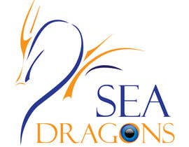 "#7 for Design a Logo for underwater ROV team called the ""Sea Dragons"" by wadiiadil"