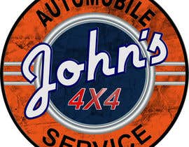 #112 для Logo Design for John's 4x4 Auto Center от PCRepairamedics