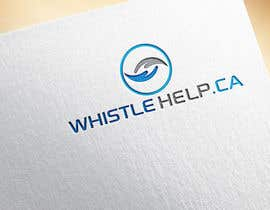 #73 for WHISTLEHELP.CA Logo Competition by Maynkhan