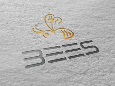 #65 for Design a Logo - The Hardworking Bee by MdAlfajHosen