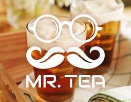 "#50 for ""Mr. Tea"" tea shop logo design by isyaansyari"