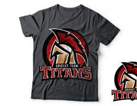 #22 for Logo Design - Titans Cricket Team by renardgenita