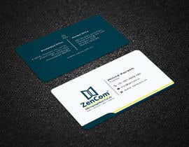 #26 for Design visiting card by yeadul