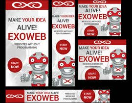 #23 for Design a Banner for Exoweb campaign by Oskars89
