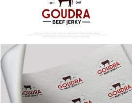 #25 for Logo for beef jerky brand by deskjunkie