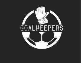 #47 for Design Goalkeeper Homepage Logo by Kaiserlkz