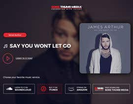 #17 for Intuitive streaming service landing page by Hamzu1