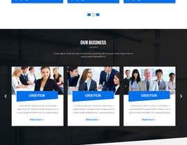 #4 for Design a Website Mockup by webmastersud