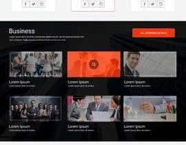 #5 for Design a Website Mockup by webmastersud
