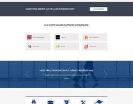 #10 for Design a Website Mockup by descomgroup