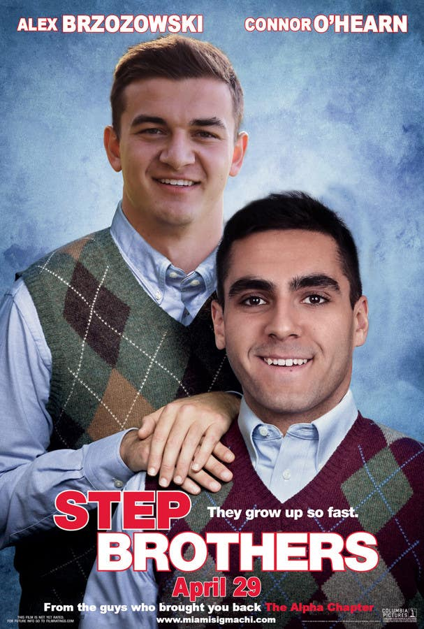 Contest Entry #5 for Step Brothers Photo Shop