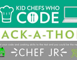 #44 for Design a Banner: Kid Chefs Who Code Hack-a-Thon by nikiramlogan