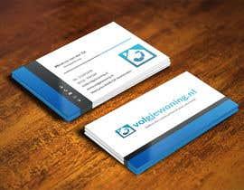 #29 for Ontwerp enkele Visitekaartjes for internet business volgjewoning.nl af flechero