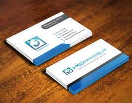 #30 for Ontwerp enkele Visitekaartjes for internet business volgjewoning.nl af flechero