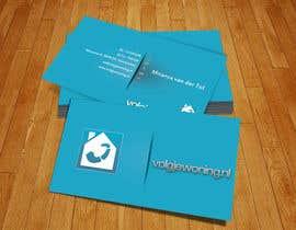 #44 for Ontwerp enkele Visitekaartjes for internet business volgjewoning.nl af soumalyade