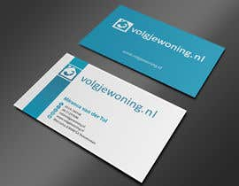#36 for Ontwerp enkele Visitekaartjes for internet business volgjewoning.nl af mamun313