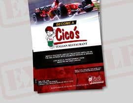 #8 for Formula 1 Event Flyer! by merybaez