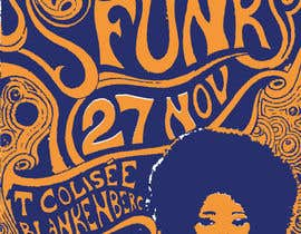#2 for free the funk flyer by yaya1190